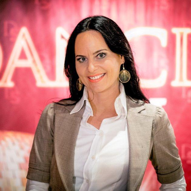 Nicole Hansen - Dancing Stars 2017 Jury