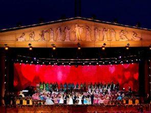 Andre Rieu Konzerte 2017 Deutschland, Österreich und Schweiz