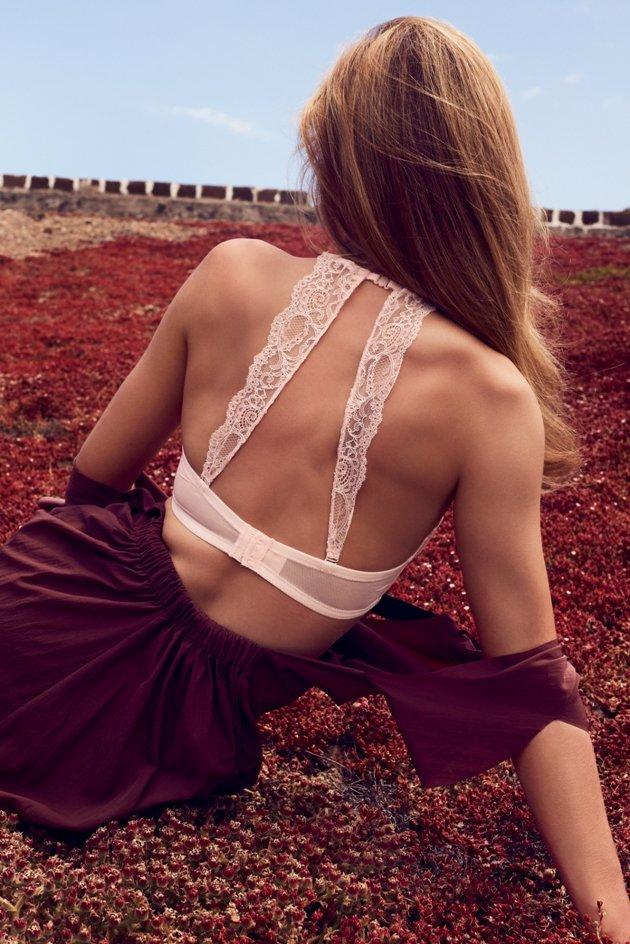 BH Rücken-Ansicht, Marie Jo, Sommer 2017, Modell Sofia, Farbe Powder Pink