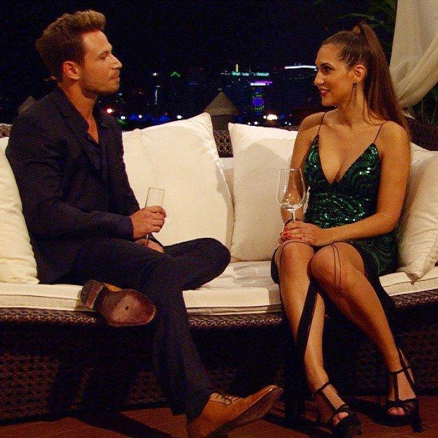 Bachelor 1.2.2017 - Sebastian und Clea-Lacy