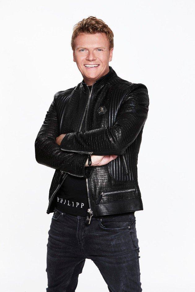 Bastiaan Ragas - Kandidat bei Let's dance 2017
