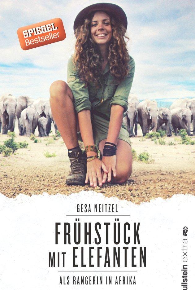 Buch Frühstück mit Elefanten Als Rangerin in Afrika von Gesa Neitzel