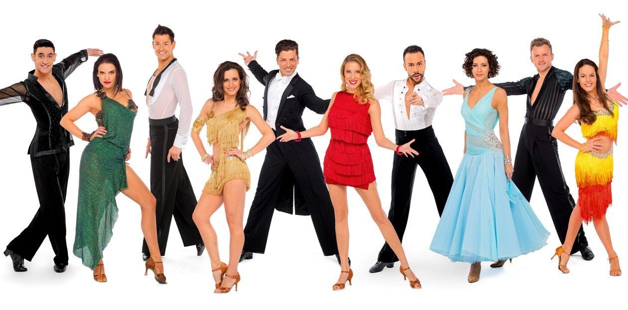 Dancing Stars 2017 Die Profi-Tänzer