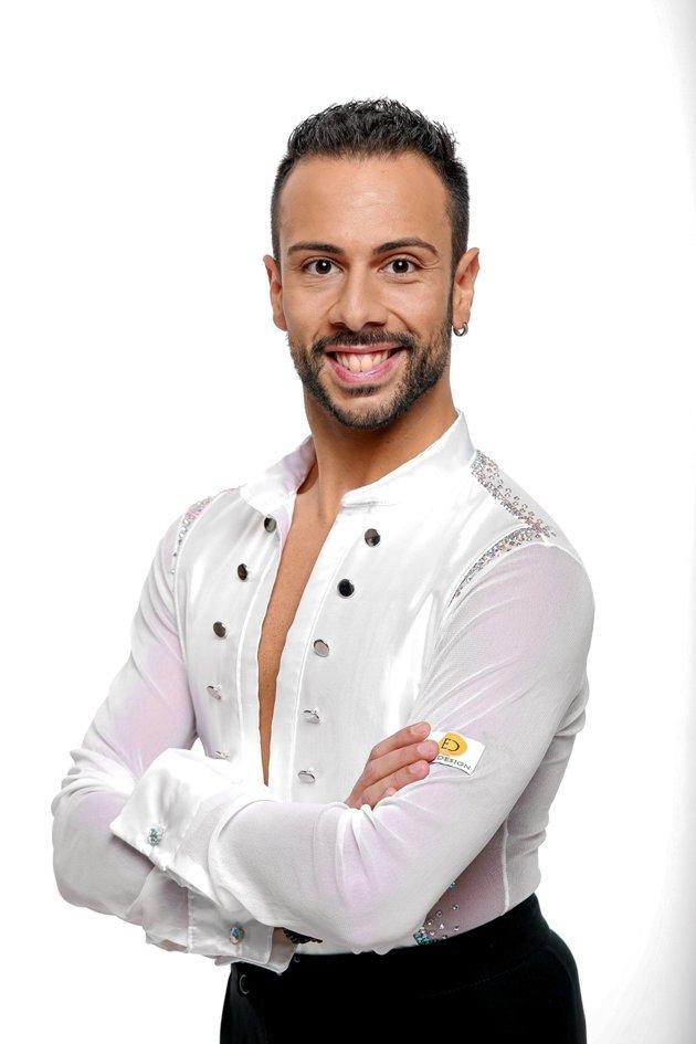 Danilo Campisi - Profi-Tänzer Dancing Stars 2017