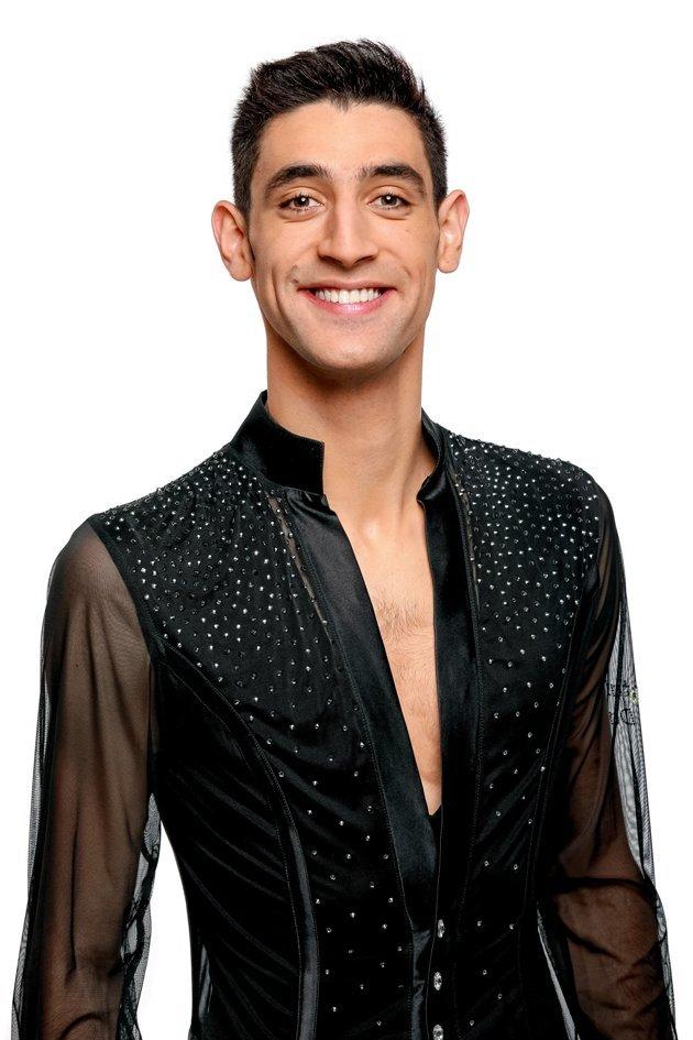 Dimitar Stefanin - Profi-Tänzer Dancing Stars 2017