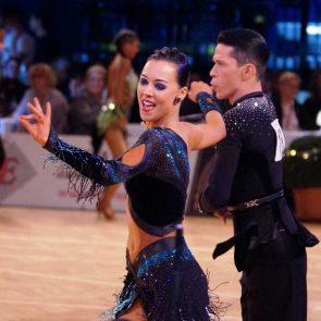 Dumitru Doga - Sarah Ertmer Europameister 10 Tänze 2017
