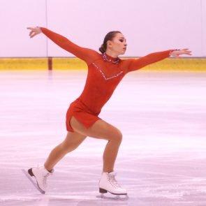 Eiskunstlauf Winter Universiade 2017 Almaty 1.-4. Februar 2017 - Maria-Katharina Herceg