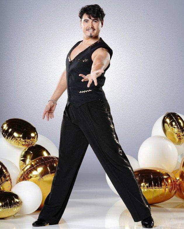 Erich Klann - Profi-Tänzer bei Let's dance 2017