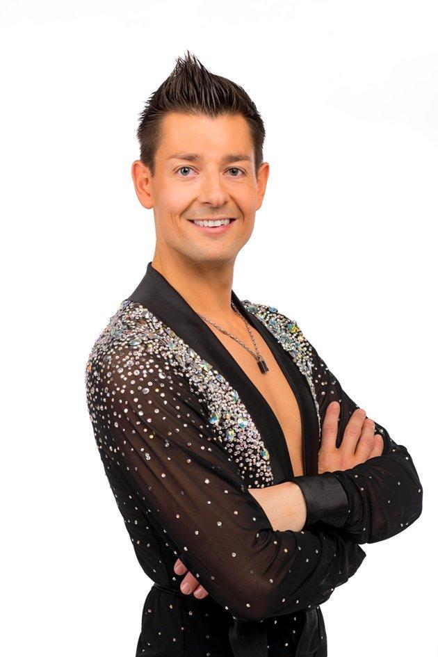 Florian Gschaider - Profi-Tänzer Dancing Stars 2017
