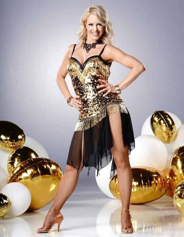 Isabel Edvardsson - Profi-Tänzerin bei Let's dance 2017