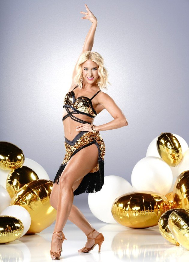 Kathrin Menzinger - Profi-Tänzerin bei Let's dance 2017