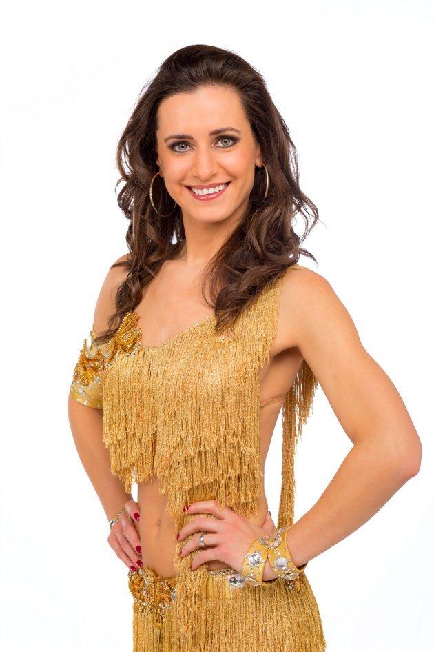 Lenka Pohoralek - Profi-Tänzerin Dancing Stars 2017