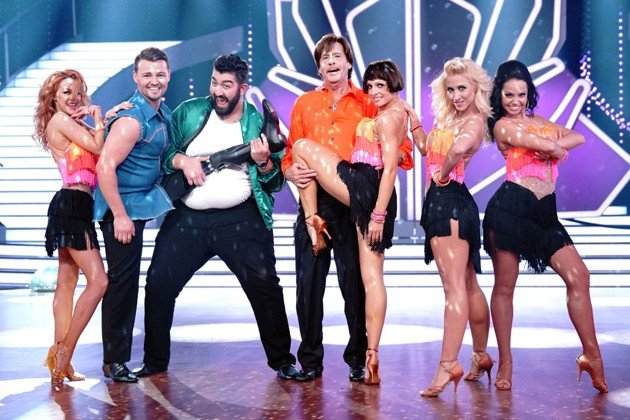 Lets Dance 2017 Die 1 Show Am 2422017 Lustig Wars