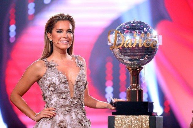 Let's dance 2017 Kandidaten - hier Moderatorin Sylvie Meis