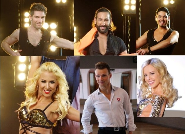 Lets Dance 2017 Tanz Profis Die Seele Der Show