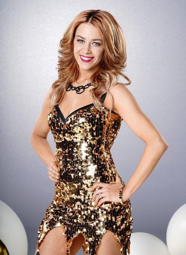 Oana Nechiti - Profi-Tänzerin bei Let's dance 2017