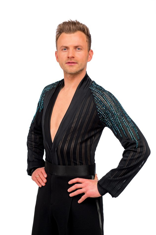 Willi Gabalier - Profi-Tänzer Dancing Stars 2017