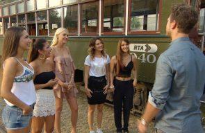 Bachelor am 8.3.2017 Es geht ans Eingemachte -hier Clea-Lacy, Inci, Erika, Viola, Kattia und Sebastian