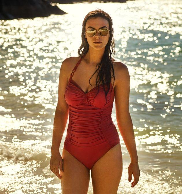Badeanzug 2017 von PrimaDonna Swim - Model Sherry, Farbe True Red