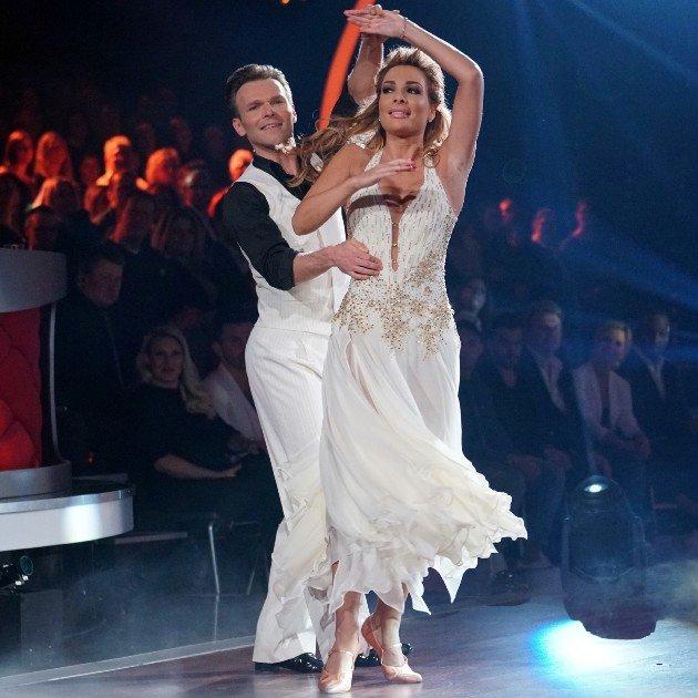 Chiara Ohoven und Vadim Garbuzov bei Let's dance 17.3.2017