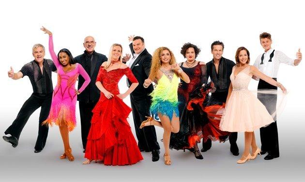 Dancing Stars 2017 - Wer tanzt mit wem, Die Tanzpaare