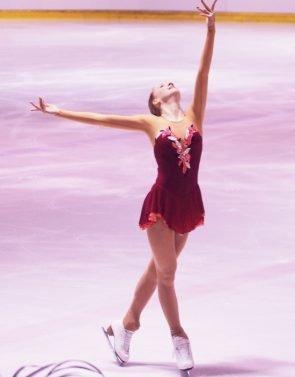 Eiskunstlauf WM 2017 Junioren - Lea Johanna Dastich Kür