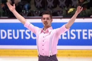 Eiskunstlauf WM 2017 Programm und TV-Zeiten 29.3.-2.4.2017 - hier Paul Fentz