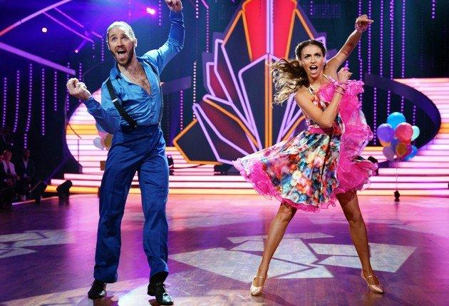 Gil Ofarim und Ekaterina Leonova bei Let's dance 17.3.2017
