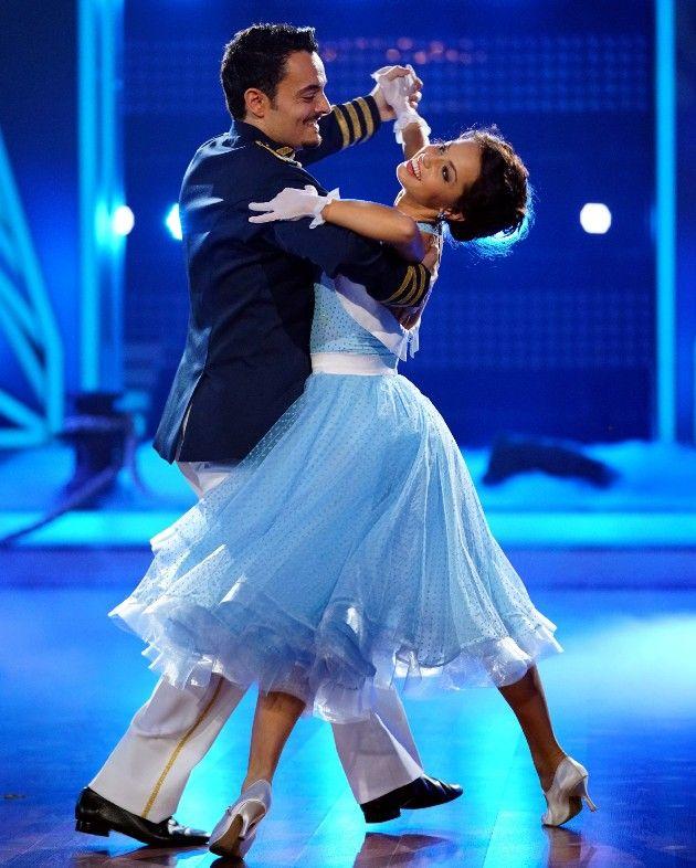 Giovanni Zarrella - Christina Luft bei Let's dance am 24.3.2017