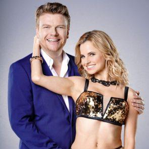 Let's dance 2017 Bastiaan Ragas Blinddarm-OP vor Show 1