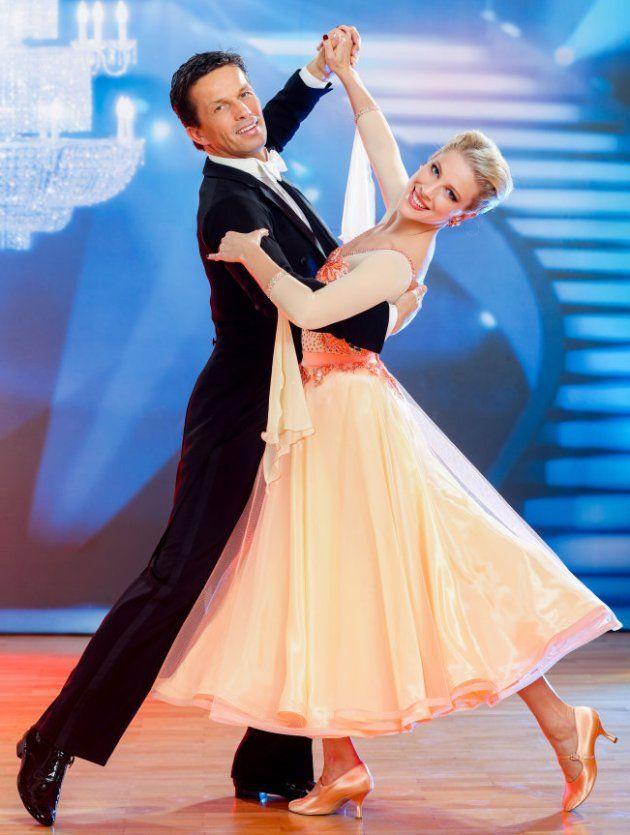 Martin Ferdiny - Maria Santner bei den Dancing Stars am 31.3.2017