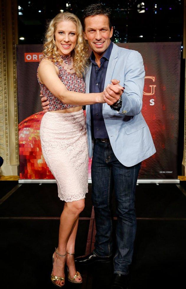 Martin Ferdiny und Maria Santner - Dancing Stars 2017