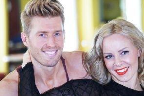 Maximilian Arland - Isabel Edvardsson Training Let's dance 2017 Quickstep