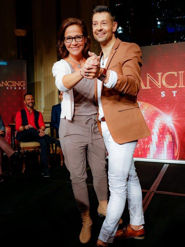 Monica Weinzettl und Florian Gschaider - Dancing Stars 2017