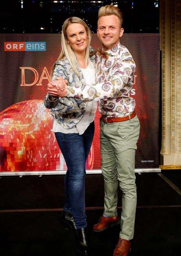 Nicole Hosp und Willi Gabalier - Dancing Stars 2017