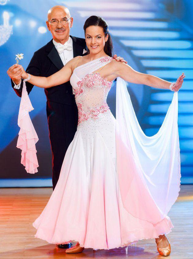 Otto Retzer - Roswitha Wieland bei den Dancing Stars am 31.3.2017