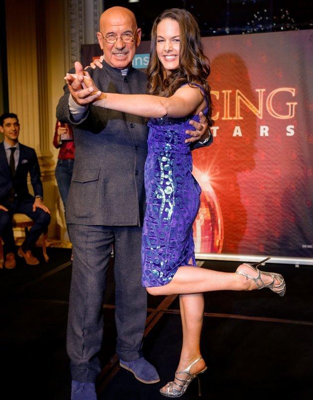 Otto Retzer und Roswitha Wieland - Dancing Stars 2017