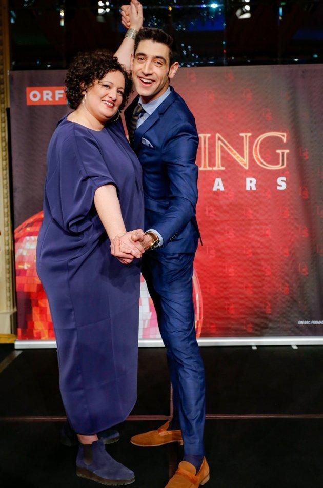 Riem Higazi und Ditimar Stefanin - Dancing Stars 2017