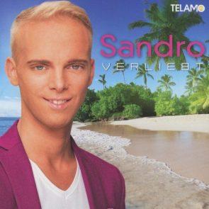 Sandro veröffentlicht Schlager-CD Verliebt