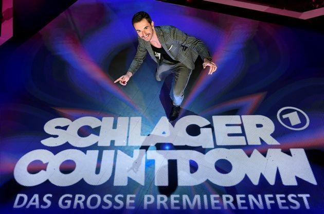 Schlager-Countdown 25.3.2017 mit Florian Silbereisen - ARD, ORF2