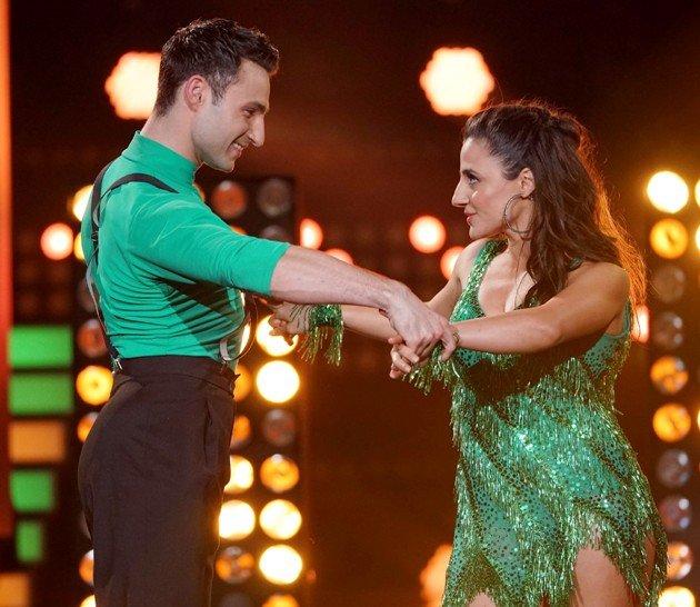 Susi Kentikian und Robert Beitsch bei Let's dance am 17.3.2017