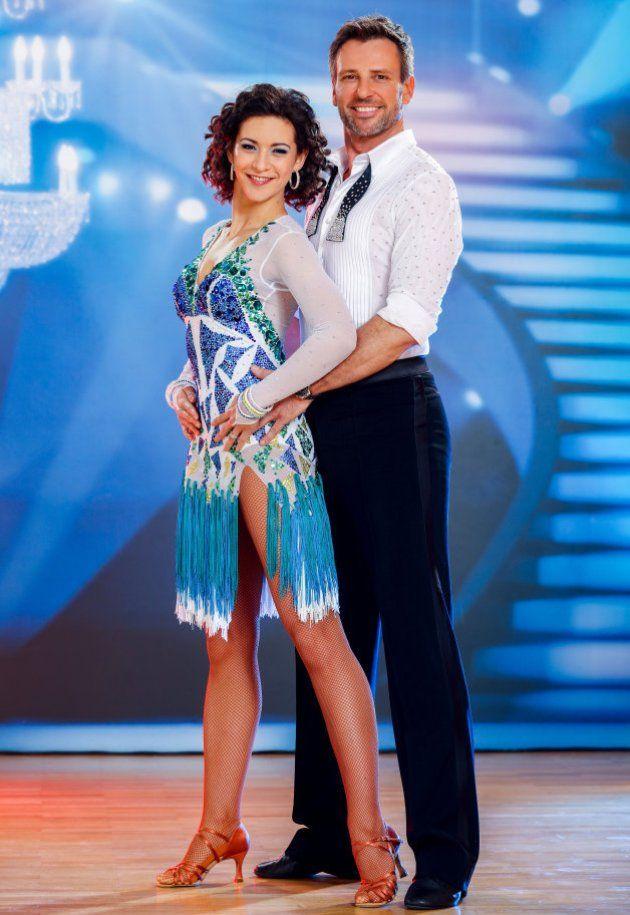 Volker Piesczek - Alexandra Scheriau bei den Dancing Stars am 31.3.2017