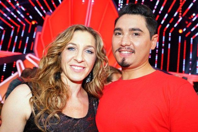 Ausgeschieden bei Let's dance am 7.4.2017 - Anni Friesinger - Erich Klann