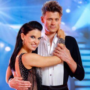 Ausgeschieden bei den Dancing Stars am 21.4.2017 Norbert Schneider - Conny Kreuter