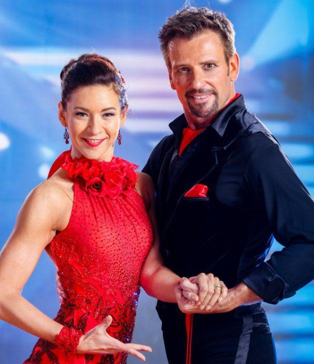 Ausgeschieden bei den Dancing Stars am 28.4.2017 Volker Piesczek - Alexandra Scheriau