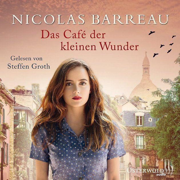 Buch Das Café der kleinen Wunder von Nicolas Barreau