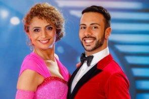 Dancing Stars 2017 Ostern 15.4.2017, Tänze, Songs, 1. Entscheidung