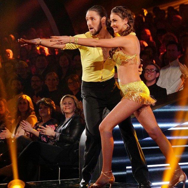 Lets Dance Am 2142017 3 Tänzer Raus Marta Arndt Wieder Da
