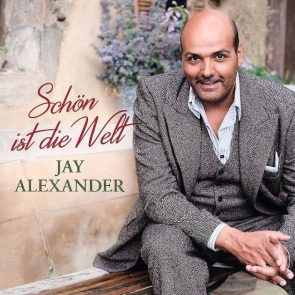 Jay Alexander Album Schön ist die Welt veröffentlicht