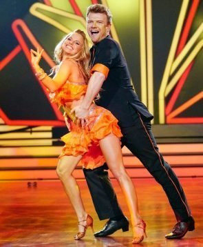 Let's dance am 31.3.2017 Überraschendes Ausscheiden für Bastiaan Ragas - Sarah Latton